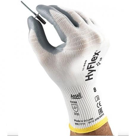 GUANTES HYFLEX NIT.MICR.11-800  T/