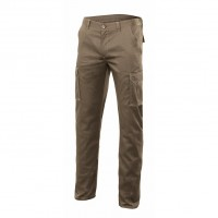 PANTALON STRETCH 290 gr. BEIGE