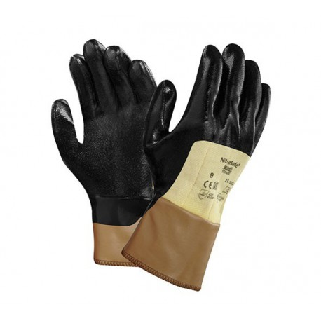 GUANTES NITRILO KEVLAR 28-329 ANSELL