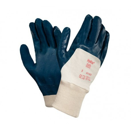 GUANTES HYLITE AZUL 47-400  T/