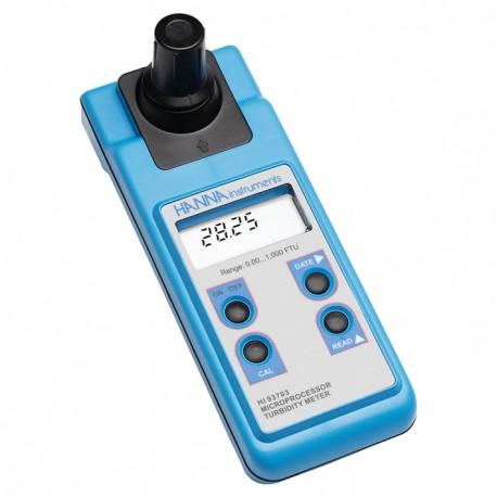 TURBIDIMETRO ELECTRONICO HANNA HI-93703