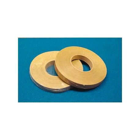 Rollo teflon adhesivo 2500x20x0,25 mm.