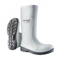 BOTA BLANCA DUNLOP HYDROGRIP CLEANING SAFETY
