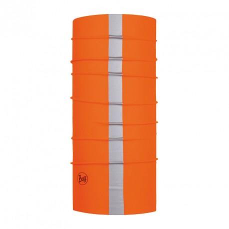 Tubular original buff reflectante orange fluor