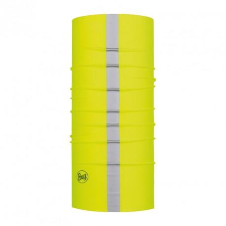 Tubular original buff reflectante yellow fluor