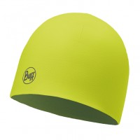 Gorro microfibra reversible buff yellow fluor
