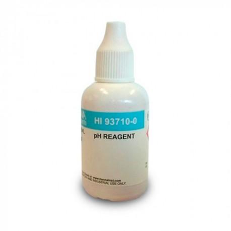Reactivos para ph hi-93710-01 bote para 100 mediciones