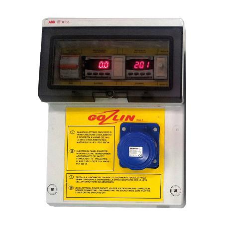 CUADRO ELECTRICO GOZLIN TS003 240 V