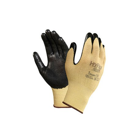 GUANTES NITRILO HYFLEX 11-500 ANSELL