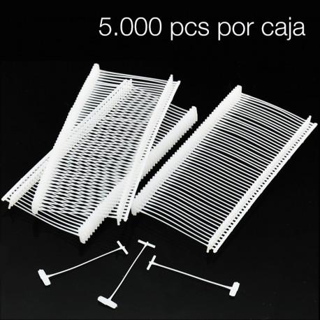 NAVETES PLASTICO FINOS 40 mm 1000 UDS.