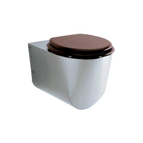 INODORO SUSPENDIDO INOX INS-535-REC