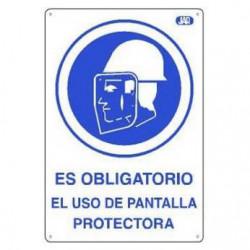 CARTEL PVC USO PANTALLA...