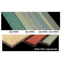 Placa rau sik verde 1800x900x10 mm.