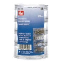 Cajas apilables 70 mm. 4 cajas