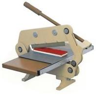 Cortadora muestras manual 30cm