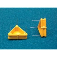 Soporte 3 agujas 20 mm 512