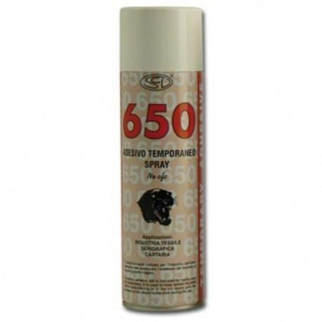 SPRAY ADHESIVO TEMPORAL T650 500 ml