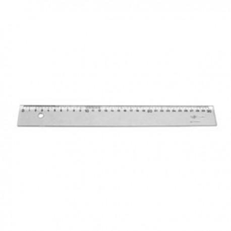 Regla milimetrada 30 cm 4 mm 121530