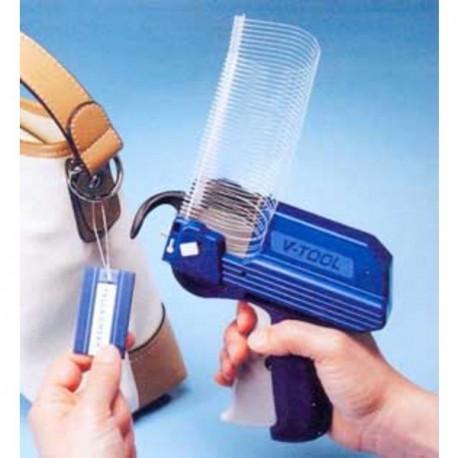 Maquina colocar lazos v-tool 11012