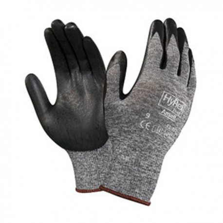 GUANTES NITRILO HYFLEX 11-801 ANSELL