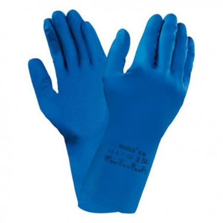 GUANTES LATEX ECONOHAND 87-195  T/