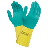 GUANTES BI COLOR QUIMICOS 87-900 ANSELL