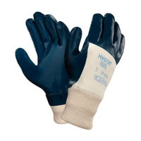 GUANTES NITRILO HYCRON 27-600 ANSELL