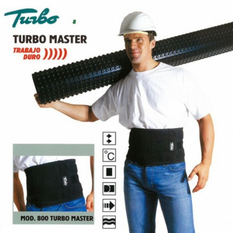 FAJA TURBO MASTER        800