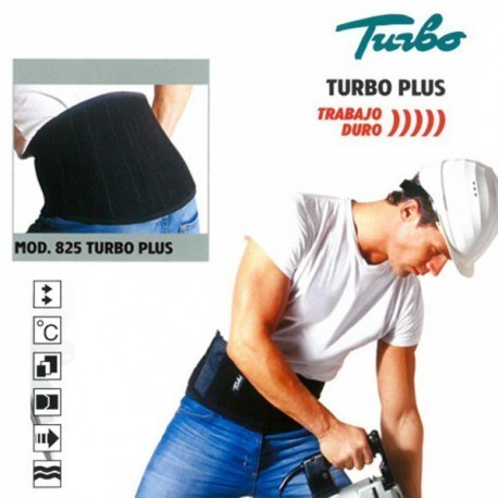 FAJA TURBO PLUS   825 T/