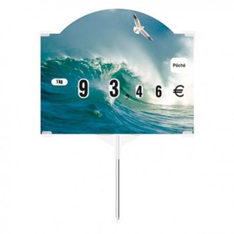 PACK 10 CARTEL PRECIOS OCEANO