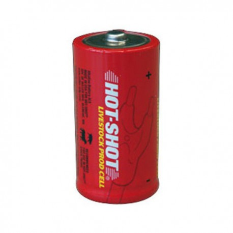 PILA ALCALINA HOT SHOT LR14 1,5V.