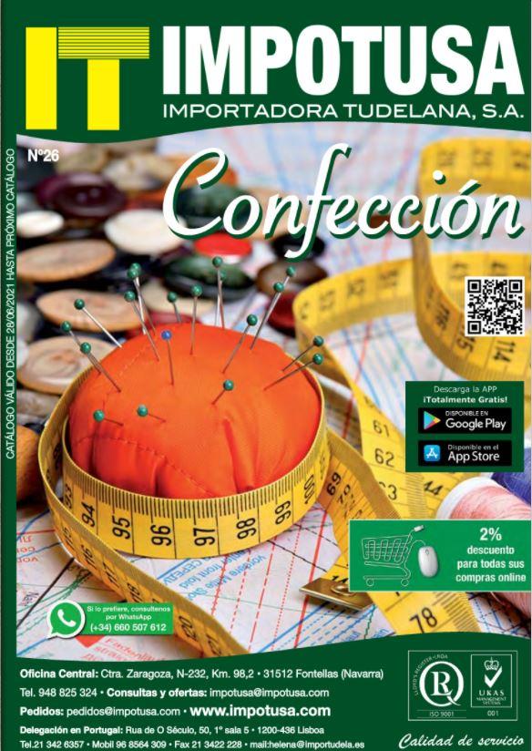 Catálogo IMPOTUSA Confección 24