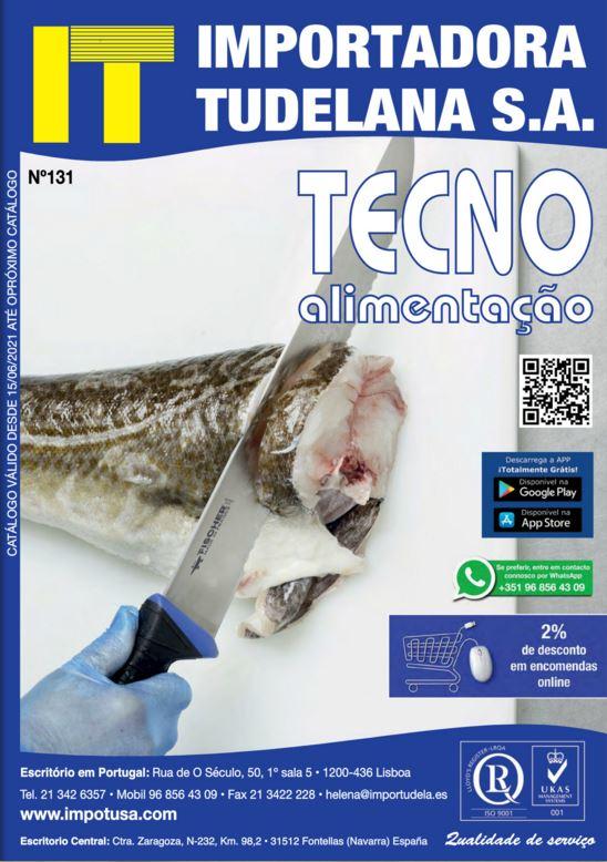 Catálogo IMPOTUSA Tecnoalimentación 119